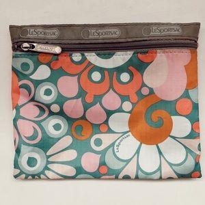 LeSportsac pencil case pouch